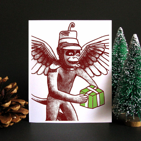 10 Holiday Gift Ideas from Montreal Based Artists Etsy Holiday Gift Guide