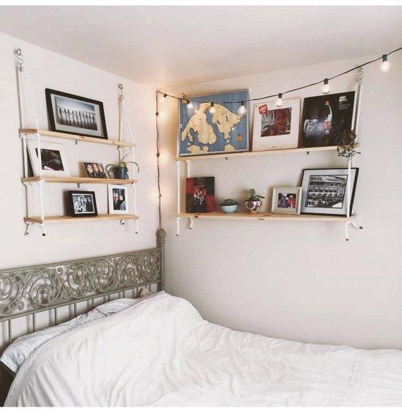 8 Minimalist Bedroom Decor Ideas from Etsy - andthebee