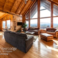 Commercial Work: Smokin' View Lodge