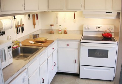 All White Kitchens With White Appliances