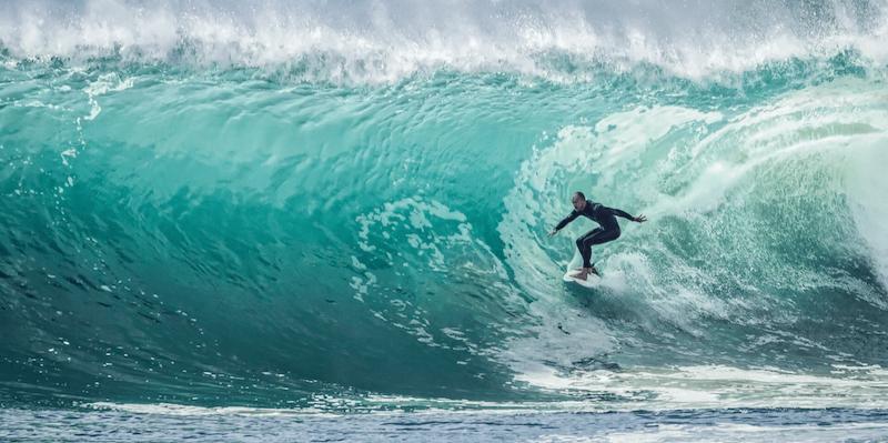 surfing church planting