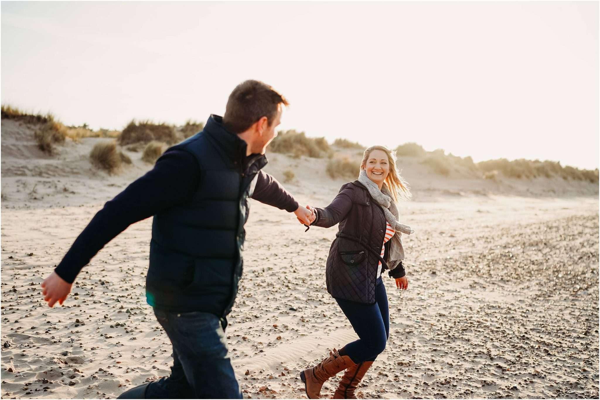 KAT & COLM ENGAGEMENT SHOOT - NORFOLK WEDDING PHOTOGRAPHER 1