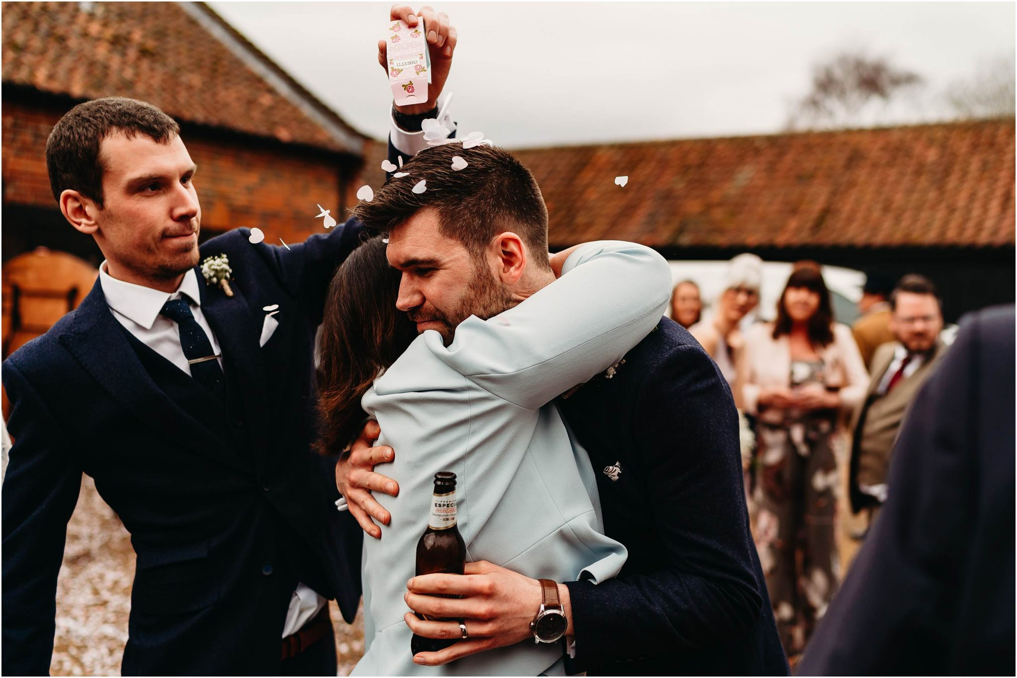 Andy Davison - Hautbois Hall Wedding Photographer