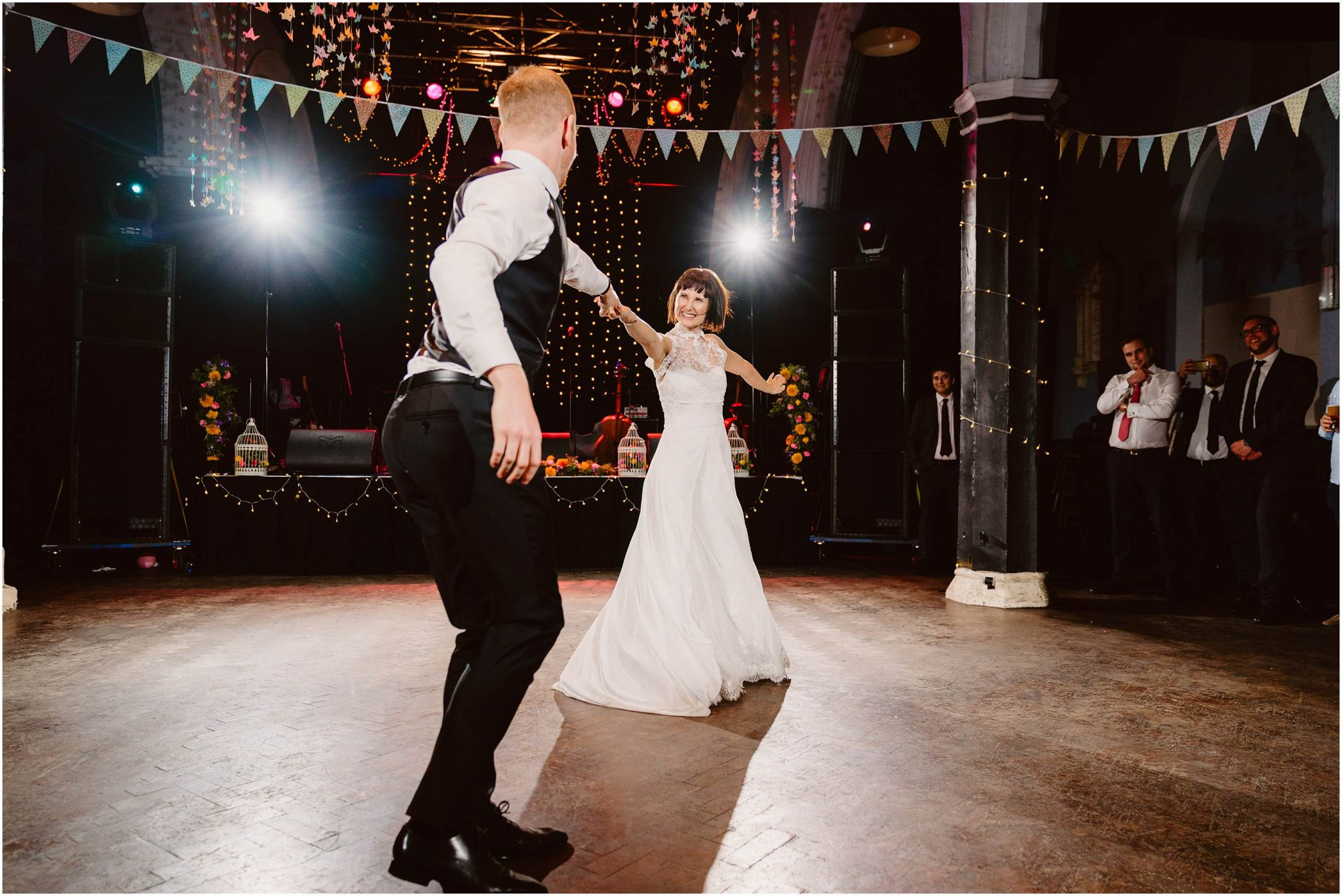 BERNIE & JAMES' STRANGERS HALL AND NORWICH ARTS CENTRE WEDDING