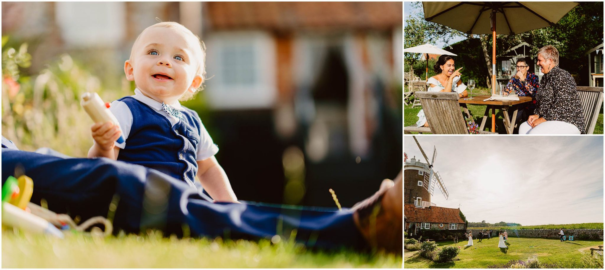 NATALIE AND REBECCA'S CLEY WINDMILL WEDDING - NORFOLK WEDDING PHOTOGRAPHER