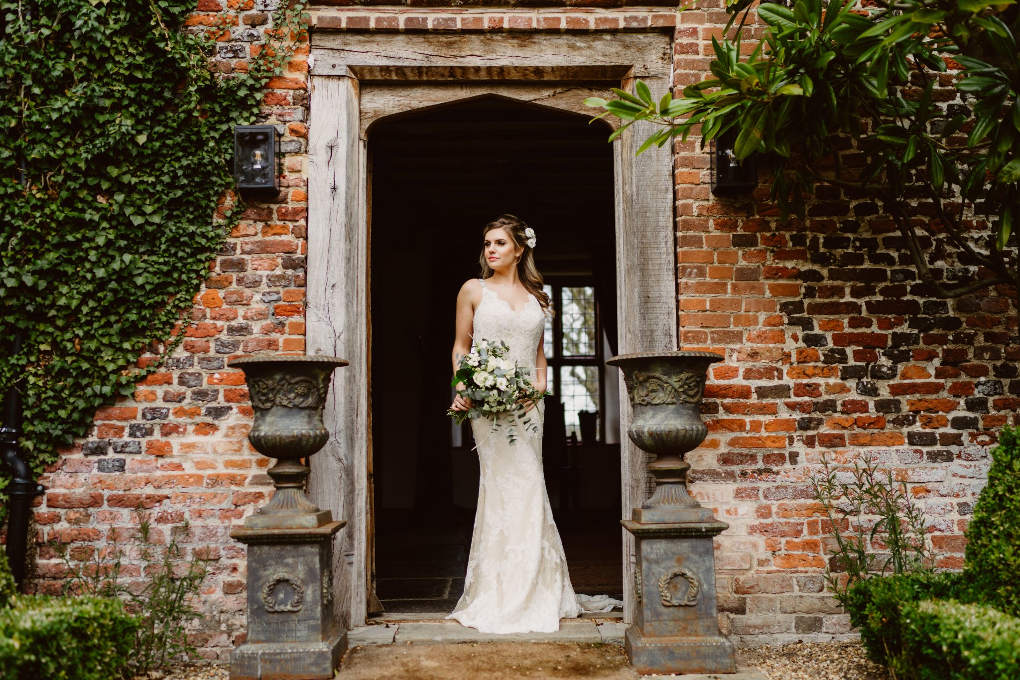 Hales Hall Barn Styled Shoot - Norfolk Wedding Photographer
