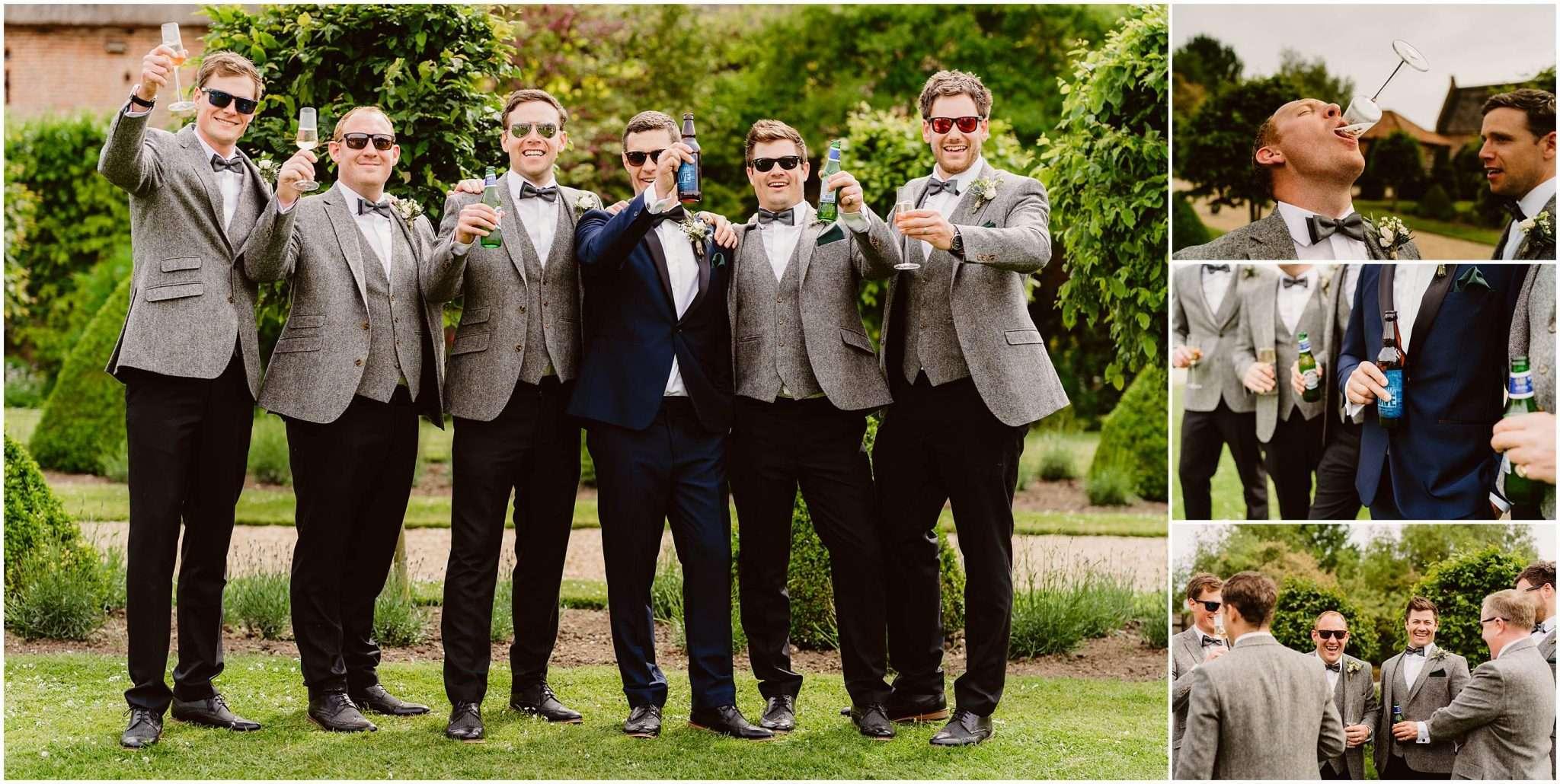 BRONAGH & ADAM'S HALES HALL BARN WEDDING - NORFOLK WEDDING PHOTOGRAPHER
