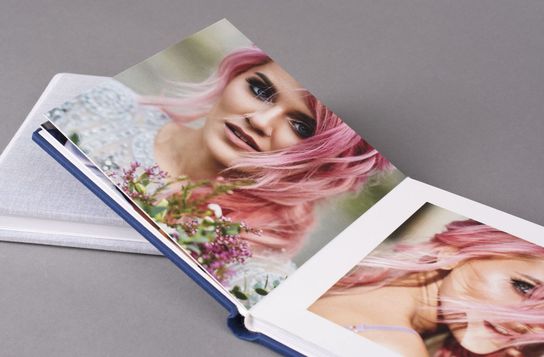 Wedding Albums by Andy Davison Photography