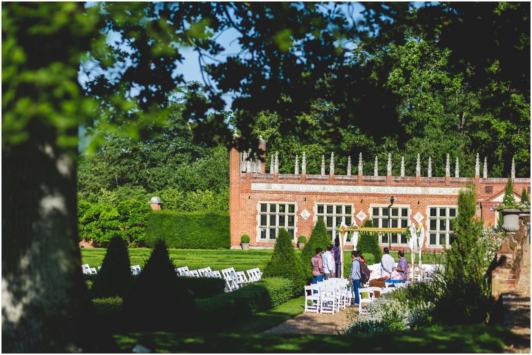 Oxnead Hall Wedding Photographer