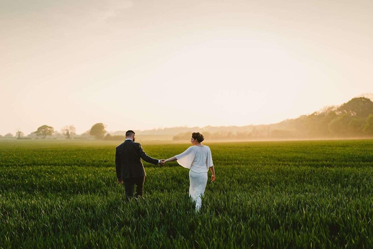 ANDY DAVISON - WOOD FARM BARN BARNACRE WEDDING PHOTOGRAPHER