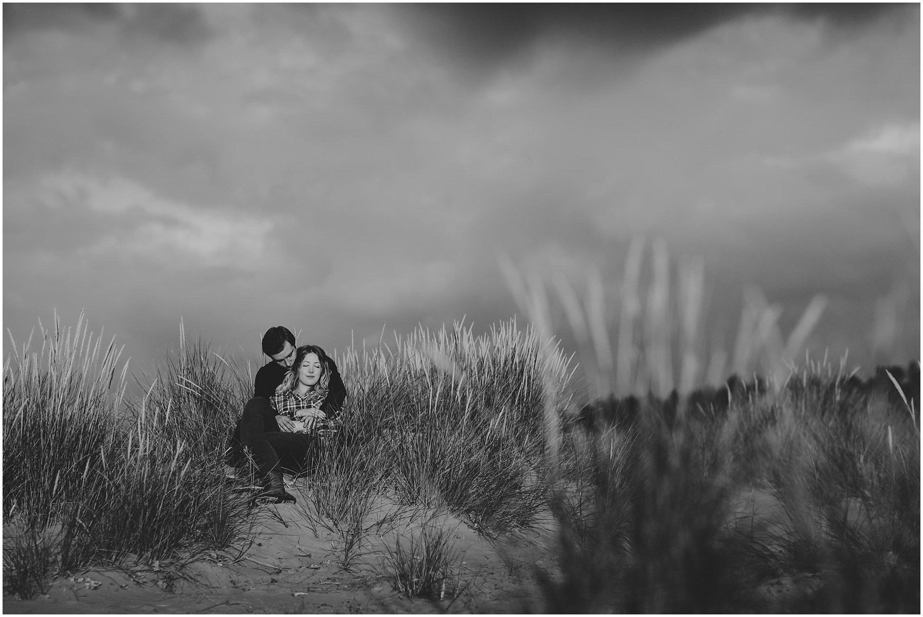 Andy Davison - Norfolk Engagement Shoot