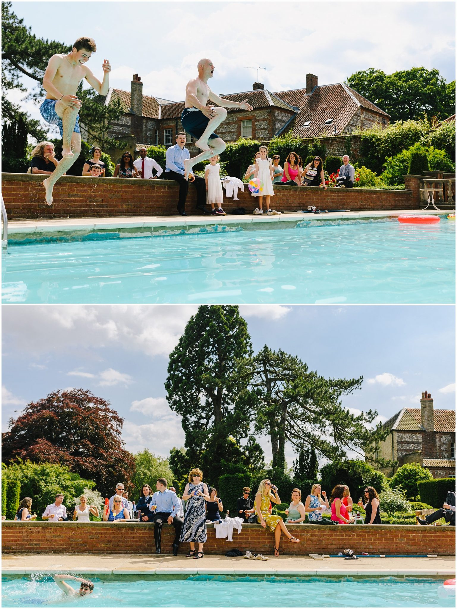 West Lexham Manor Wedding Photographs - Norfolk Wedding Photographer