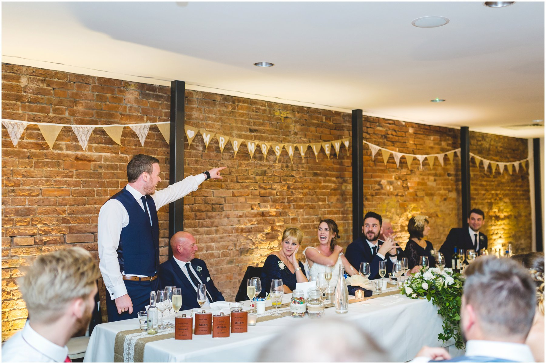 Andy Davison - Norfolk Mead Hotel Wedding Photographer