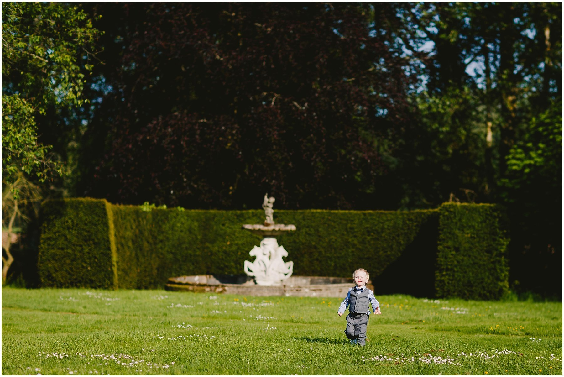 Andy Davison - Oxnead Hall Wedding Photographer