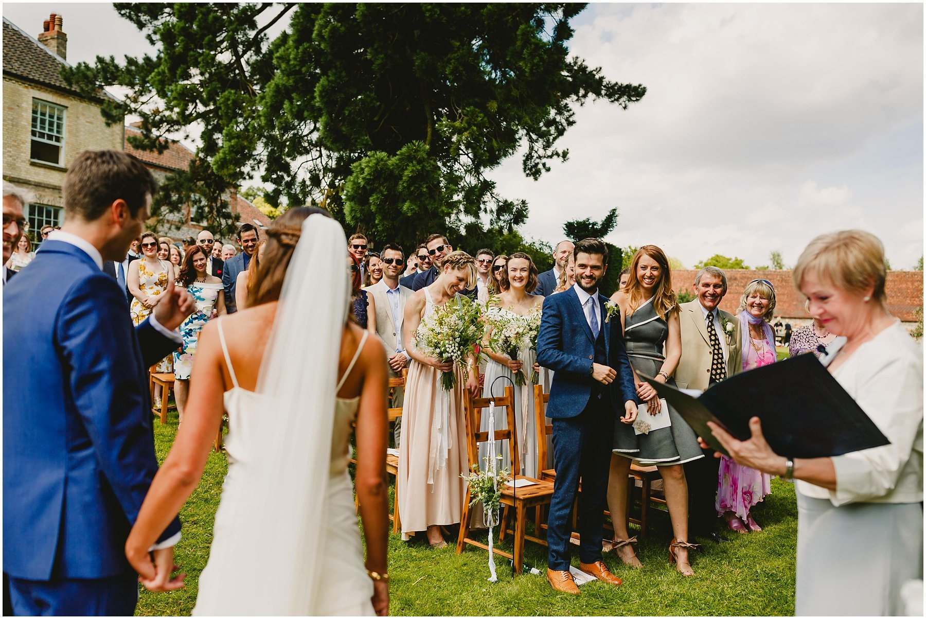 Andy Davison - West Lexham Manor Wedding Photographer