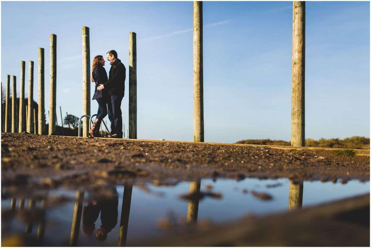 North Norfolk Engagement Shoot - Norfolk Wedding Photographer