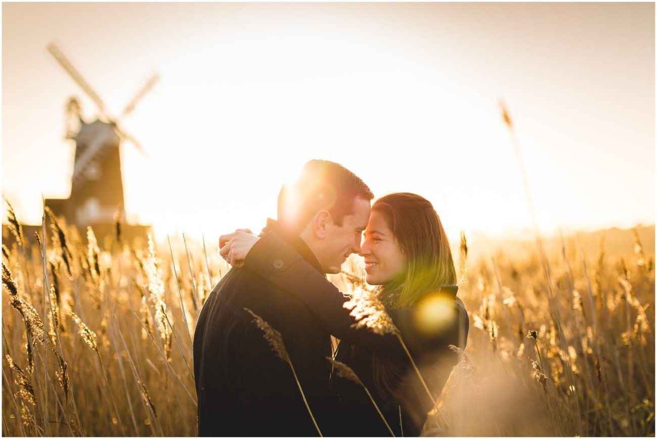 North Norfolk Engagement Shoot - Norfolk Wedding Photographer_1725