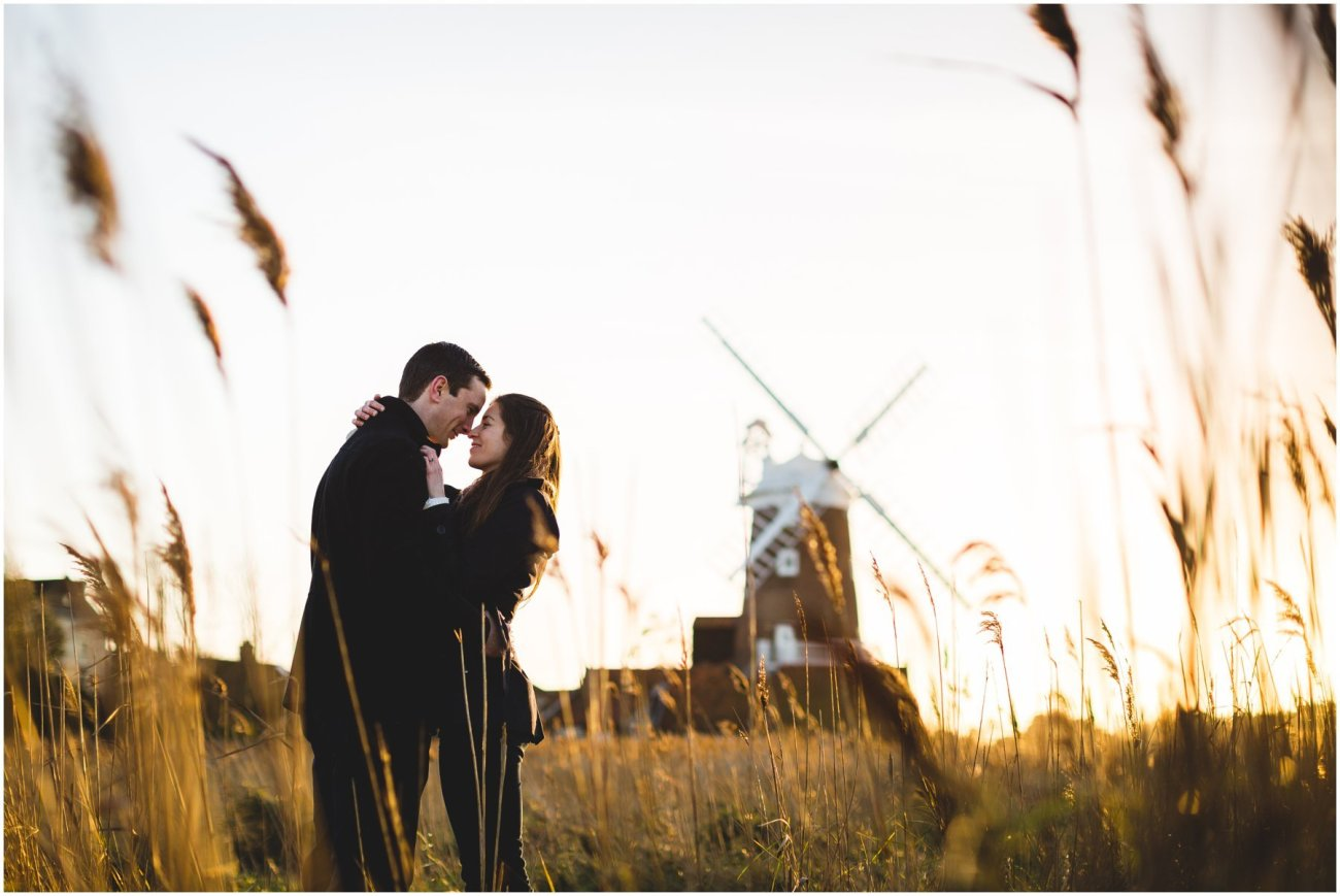 North Norfolk Engagement Shoot - Norfolk Wedding Photographer_1727