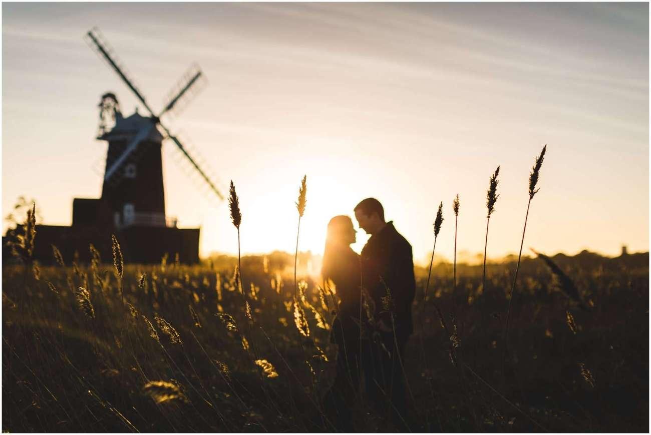 North Norfolk Engagement Shoot - Norfolk Wedding Photographer_1728