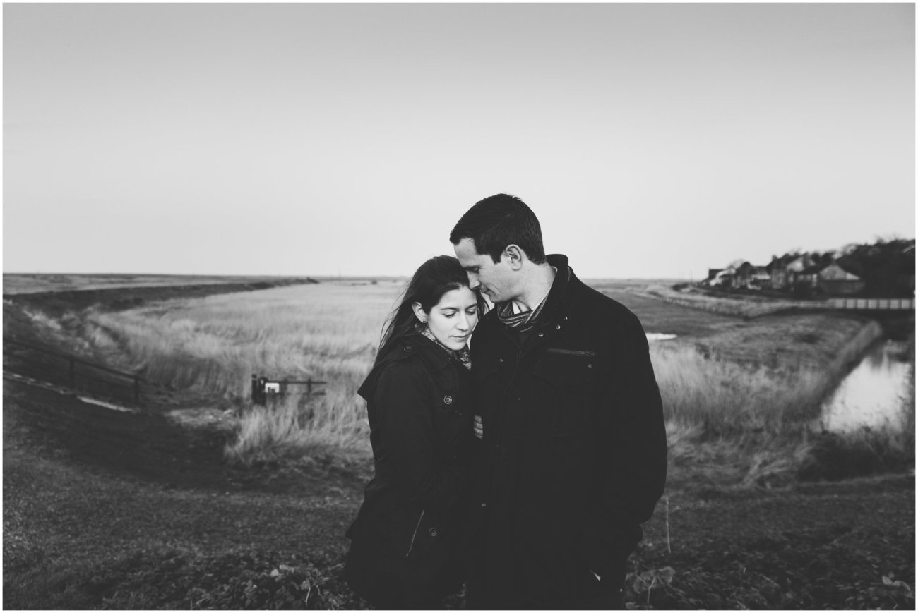 North Norfolk Engagement Shoot - Norfolk Wedding Photographer_1739
