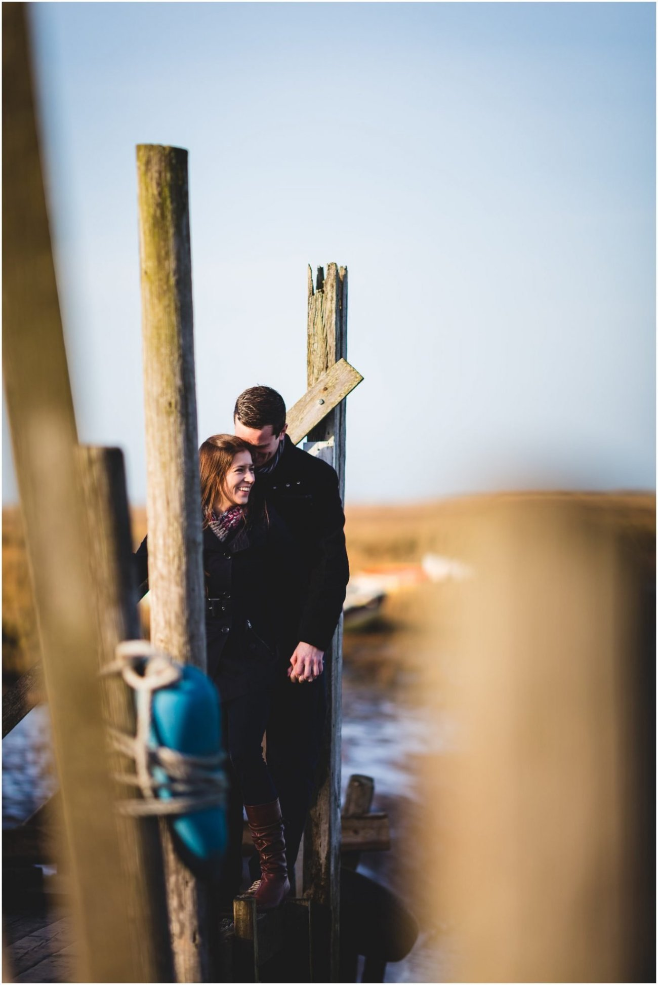North Norfolk Engagement Shoot - Norfolk Wedding Photographer_1740