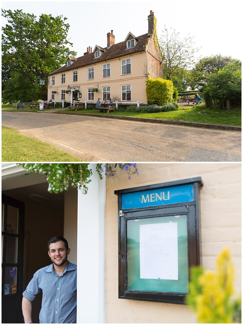 BUCKINGHAMSHIRE ARMS RE-OPENS - NORFOLK COMMERCIAL PHOTOGRAPHER 5