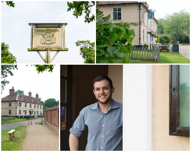 BUCKINGHAMSHIRE ARMS RE-OPENS - NORFOLK COMMERCIAL PHOTOGRAPHER 6