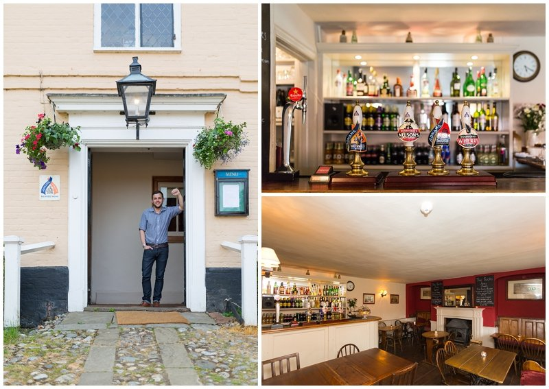 BUCKINGHAMSHIRE ARMS RE-OPENS - NORFOLK COMMERCIAL PHOTOGRAPHER 8