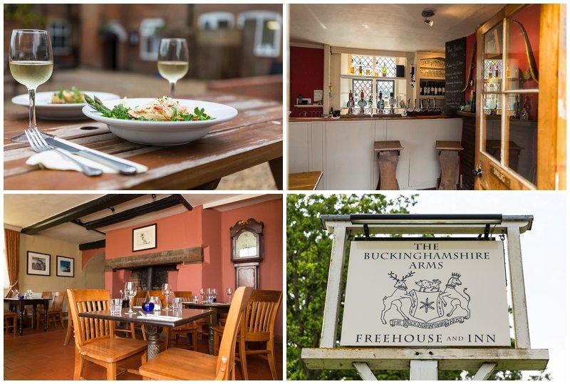 BUCKINGHAMSHIRE ARMS RE-OPENS - NORFOLK COMMERCIAL PHOTOGRAPHER 17