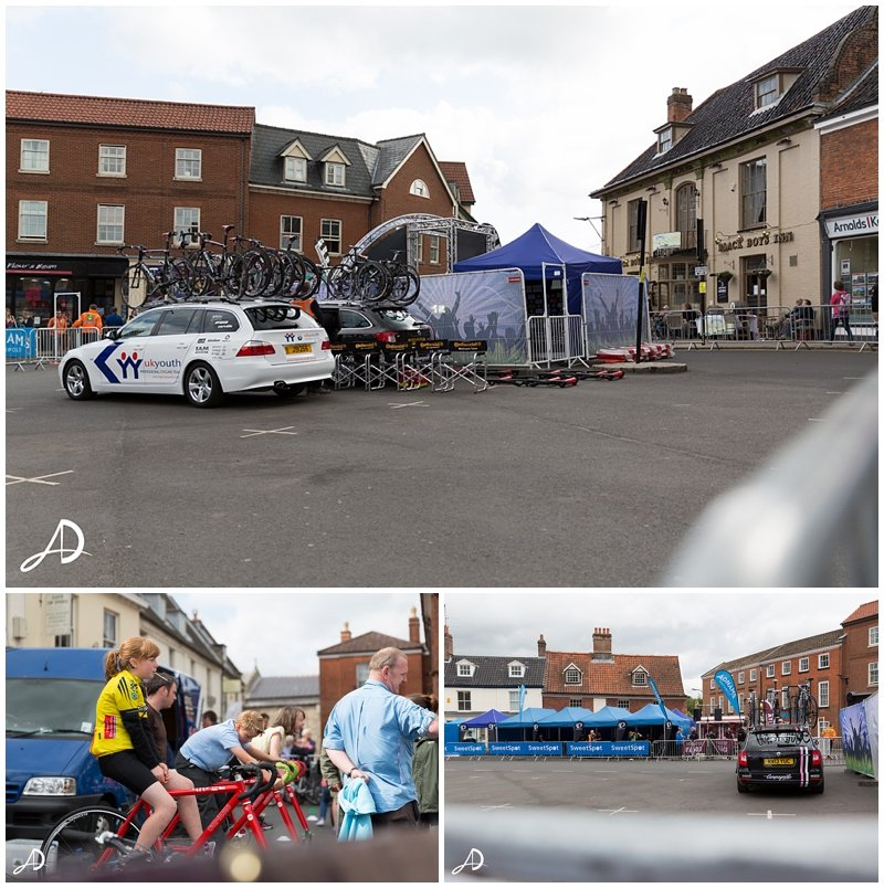 CYCLE TOUR SERIES EVENT IN AYLSHAM - NORFOLK EVENT PHOTOGRAPHER 1