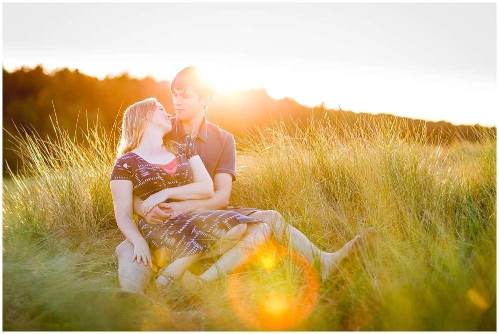 RACHEL AND TOM'S NORTH NORFOLK ENGAGEMENT SHOOT - NORFOLK WEDDING PHOTOGRAPHER 14