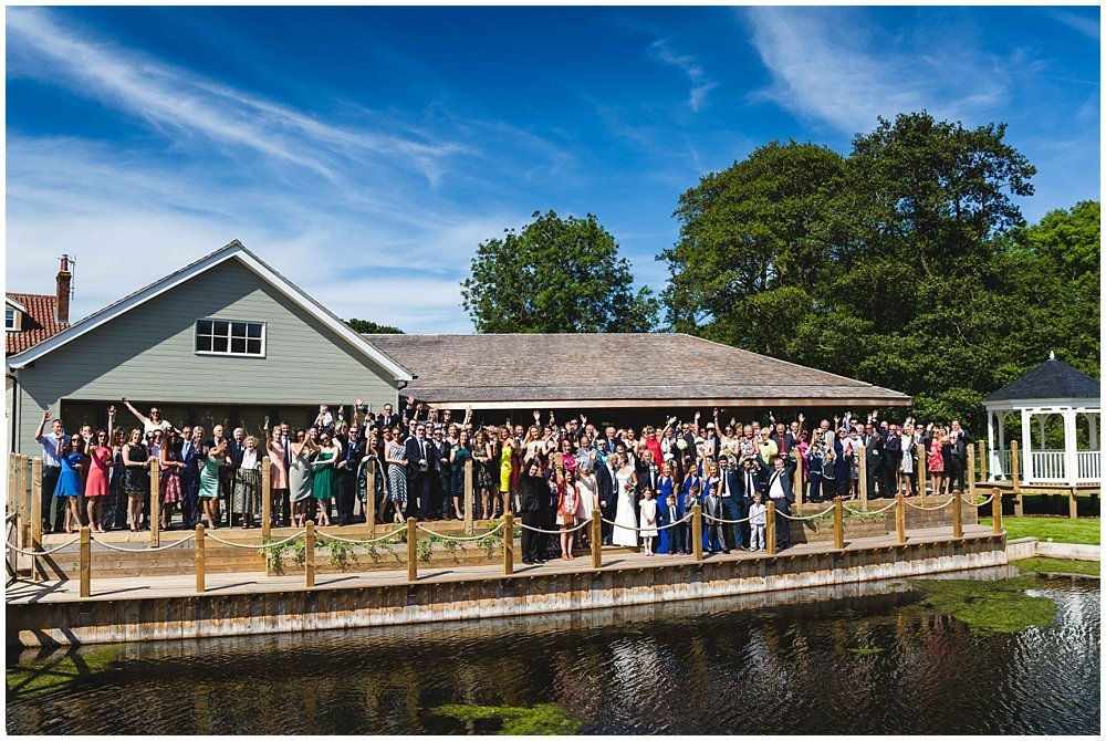 Amy and Duncan The Boathouse Wedding - Norwich and Norfolk Wedding Photographer