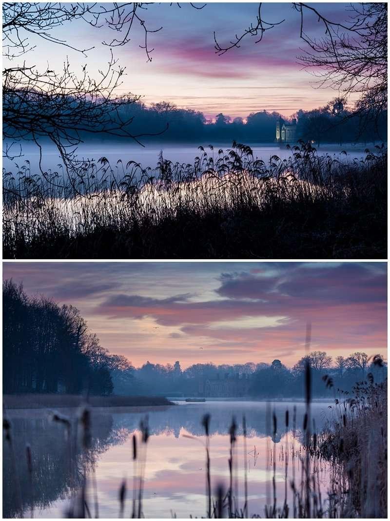 BLICKLING HALL LAKE LANDSCAPE PHOTOGRAPHY COMMISSION - NORFOLK LANDSCAPE PHOTOGRAPHY 11
