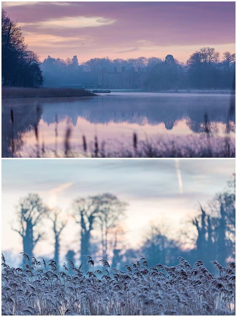 BLICKLING HALL LAKE LANDSCAPE PHOTOGRAPHY COMMISSION - NORFOLK LANDSCAPE PHOTOGRAPHY 7
