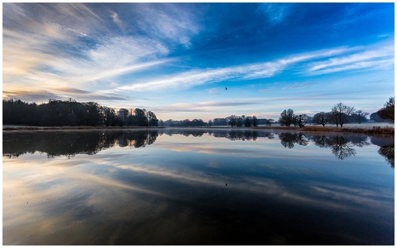 BLICKLING HALL LAKE LANDSCAPE PHOTOGRAPHY COMMISSION - NORFOLK LANDSCAPE PHOTOGRAPHY