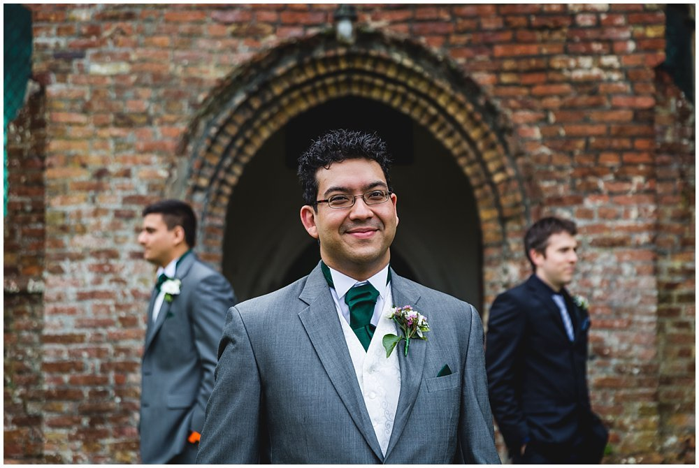 Chloe and Jaimin Red Barn Wedding - Norfolk Wedding Photographer