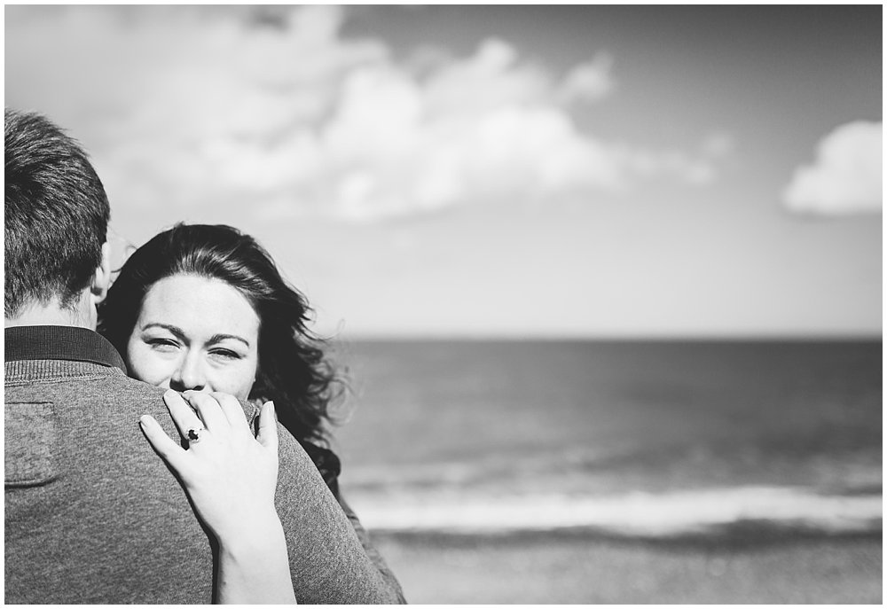 GABBIE AND JOSH ENGAGEMENT SHOOT AT CLEY AND BLAKENEY - NORFOLK WEDDING PHOTOGRAPHER