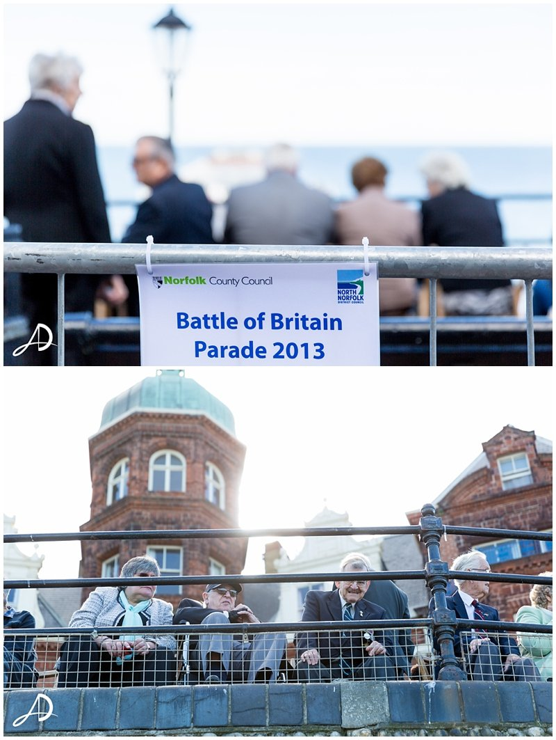 CROMER BATTLE OF BRITAIN PARADE - NORFOLK EVENT PHOTOGRAPHER 1