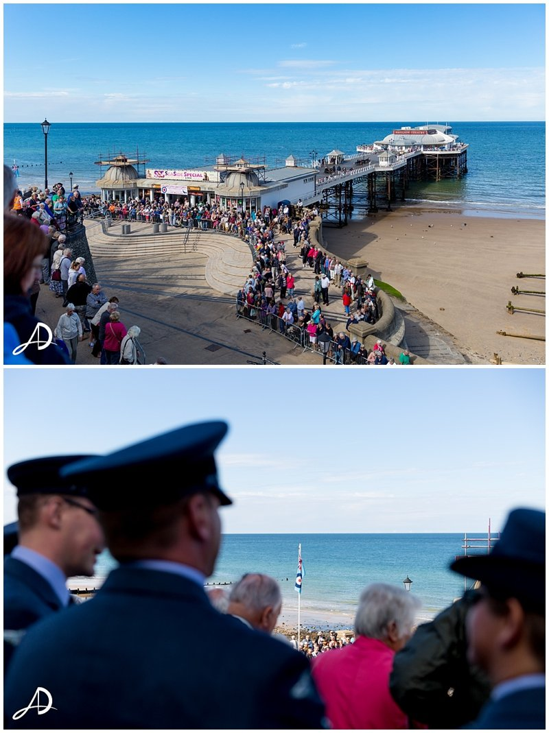 CROMER BATTLE OF BRITAIN PARADE - NORFOLK EVENT PHOTOGRAPHER 3