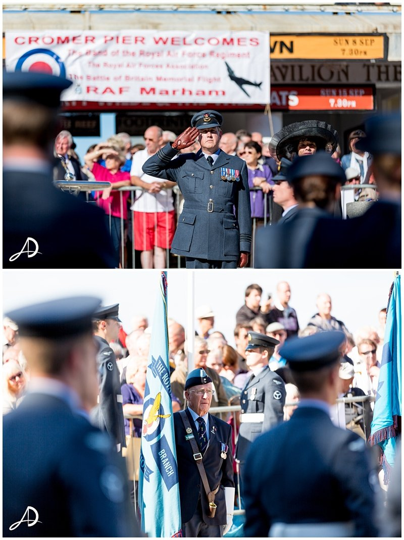 CROMER BATTLE OF BRITAIN PARADE - NORFOLK EVENT PHOTOGRAPHER 25