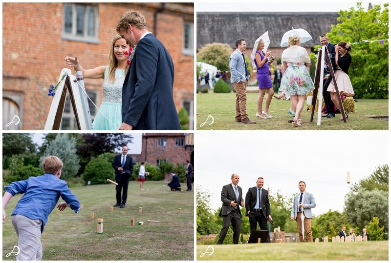 George and Hayley - Hales Hall Barn - Norfolk Wedding Photographer