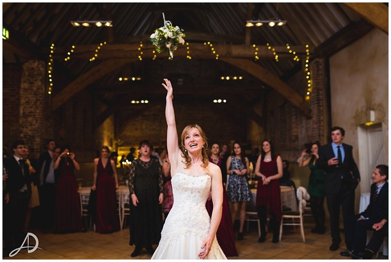 Jen and Marcus Elms Barn Wedding Sneak Peek - Norfolk Wedding Photographer_0686