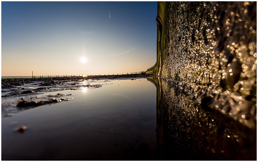 OVERSTRAND SUNRISE LANDSCAPE PHOTOGRAPHS - NORFOLK LANDSCAPE PHOTOGRAPHER