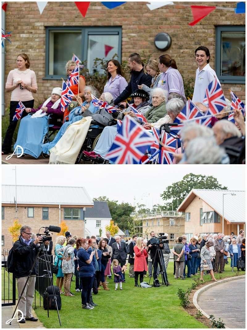 Prince Philip Visits Aylsham - Norfolk Event Photographer