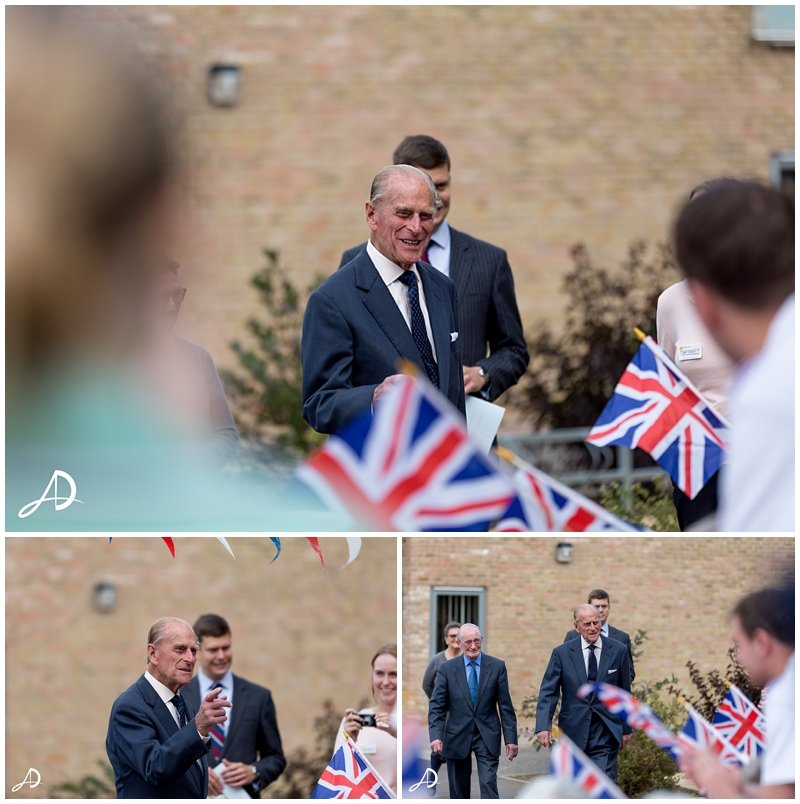 DUKE OF EDINBURGH VISITS AYLSHAM - NORFOLK EVENT PHOTOGRAPHER 2