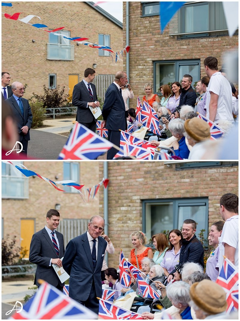 DUKE OF EDINBURGH VISITS AYLSHAM - NORFOLK EVENT PHOTOGRAPHER 4