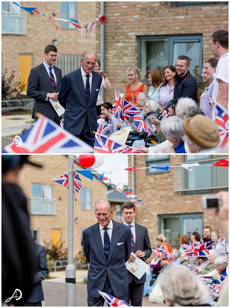 DUKE OF EDINBURGH VISITS AYLSHAM - NORFOLK EVENT PHOTOGRAPHER 6