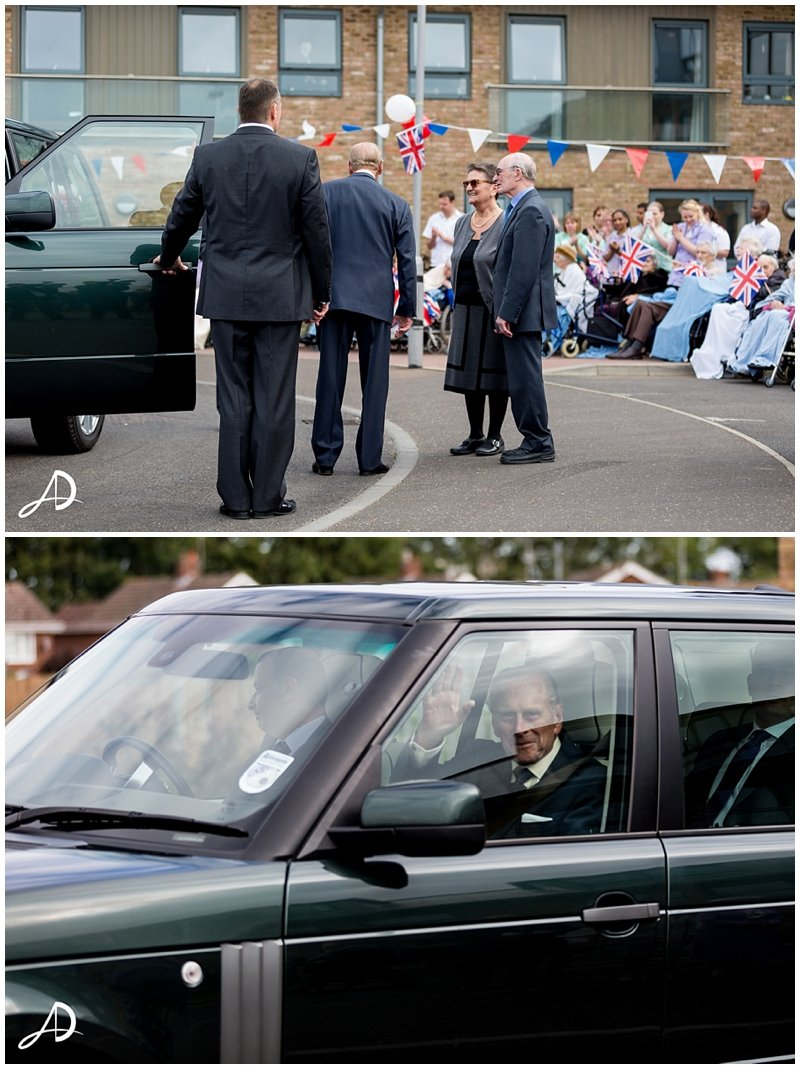 DUKE OF EDINBURGH VISITS AYLSHAM - NORFOLK EVENT PHOTOGRAPHER 11