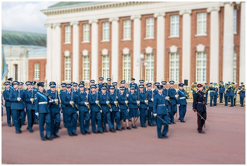 RAF Cranwell Initial Officer Training Graduation Ceremony - Norfolk Event Photographer