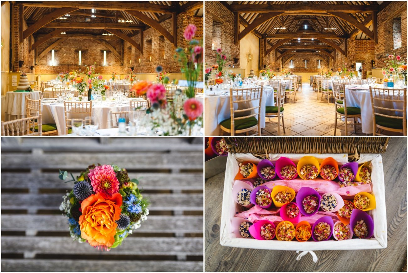 Sophie and Stuart Elms Barn Wedding - Norfolk Wedding and Lifestyle Photographer_1613